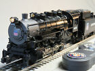 LIONEL UNION PACIFIC STEAM ENGINE & TENDER LIONCHIEF RC O GAUGE train 6-81262 E