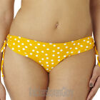 Panache Cleo Swimwear Betty Bikini Brief/Bottoms Yellow CW0038 Select Size