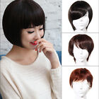 Fashion Sexy Women Girls Short Straight BOB Hair Full Wig Cosplay Party New