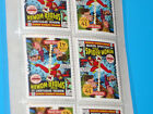Spider-Woman 1st Day Of Issue USPS Stamp Proof Set Uncirculated Marvel Spotlight