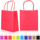 Luxury Party Bags - Kraft Paper Gift Bag With Handles - Recyclable Loot Bag