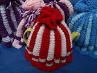 Traditional vintage style tea cosy hand knitted in Wales small colour choice