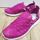 Wmns Nike Rosherun Woven 2.0 Womens Shoes With Discoloration 641220-500
