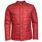 Puma Ferrari 10th Anniversary Padded Mens Red Polyester Jackets (569323 03 U21)