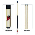 Choose Your NFL Team 2Pc Eliminator Fiberglass over Wood Billiard Pool Cue Stick
