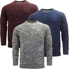 Mens Jumpers Tokyo Laundry Knitted Jumper / Winter Knitwear