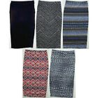 Matty M Ladies Medium Length Skirt Choose Size & Pattern