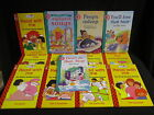 CHILDREN'S LADYBIRD:READ WITH ME & READ WITH LADYBIRD:SELECT REQUIRED BOOKS