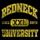 REDNECK UNIVERSITY T-SHIRT  FUNNY NOVELTY PARTY