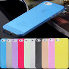 Amazing Sale 0.3mm Ultra Thin Matte hard case Back cover for iphone 5 5S