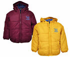 Boys Skater Crew Padded Hooded Jacket Anorak Winter Coat 9 Months to 6 Years