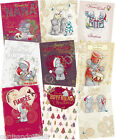 Me to You Tatty Teddy Single Christmas Card For All Relations Xmas Cards