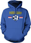 Paraguay South American National Soccer Team Futbol Deporte Hoodie Pullover
