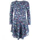 Womens Glamorous Print Dress In Multi From Get The Label
