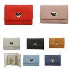 Ladies Women's Fashion Quality Purse Wallet Chic Coin Gorgeous Love Heart Shape