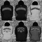 Lowrider Brand Mens Hooded Fleece Sweatshirt Hoody