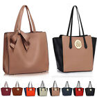 Ladies Women's Large Fashion Designer Celebrity Quality Shoulder Handbag Bags