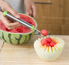 Home Carving Knife Household Multi-Function Watermelon Balls Ripple Fruit Scoops