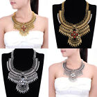 Attractive Jewelry Women Charm Vintage Pendant Statement Bib necklace exquisite