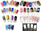 Nailart Designtips Design French-Nails Nageltips Airbrush Tips 20 St. AUSWAHL