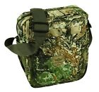 Small Utility Cross Body Shoulder Satchel Flap Bag Army Jungle Camo H-26 W-20 cm
