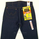 Wrangler Cowboy Cut New Men's 13WMZ Original Fit Jeans RIGID Indigo MANY SIZES