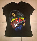 Bob Marley Sway BLACK Juniors Ladies T-Shirt