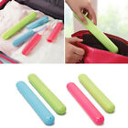 Portable Trip Toothbrush Protection Tube Camping Picnic Tableware Spoon Holders