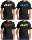 Funny! 51/50 (Police Code for Crazy) Mens Tee, T-Shirt Sizes S-6XL
