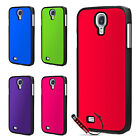Hard Back Luxury Case Cover For Samsung Galaxy S4 i9500 Free Screen Protector