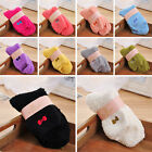 1 Pair Ladies Women SOFT WARM Fluffy Bed Socks Lounge Slipper Gental Grip NEW