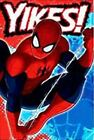 K120 BOYS MARVEL SUPER HERO SPIDERMAN DESIGN WARM FLEECE BLANKET THROW GIFT IDEA