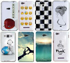 For NOKIA Microsoft Silicone TPU soft Gel case cover Custom pattern+ free stylus