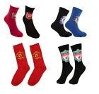 OFFICIAL FOOTBALL CLUB CALCETINES - Infantil & Adulto Zapato Tallas Disponibles