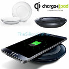 Genuine Fast Qi Wireless Charger Charging Pad Station For Samsung Galaxy Note 5