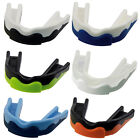 6 x Safegard Twin Shot Mouthguard / Gumshield Senior & Junior rrp£29