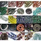 Natural Gemstone Freeform Stone Chips Loose Beads Jewellery Finding 1 Strand