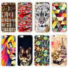 New Arrival Lions Tigers TPU Case Cover For Apple iPhone 5 5S 6 6S 6Plus Popular