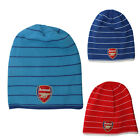 Puma Arsenal AFC Adult Unisex Leisure Beanie Hat Sport Red Blue (746515 UW)