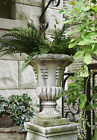 Six Sided Garden Urn Planter by Orlandi Statuary Made of Fiberstone-18