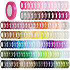 """25 Yards 10mm 3/8"""" Stain Ribbon Crafting Sewing Wedding Party Findings DIY Lots"""