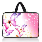 "Hot! 17"" 17.3"" Laptop Sleeve Case Notebook Computer PC w-Handle Bag Cover Pouch"