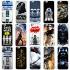 Cartoon Star Wars Characters Heros Soft Case For iPhone 8 8 Plus 7 6 6S Plus 5S