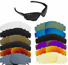 New SEEK Replacement Lenses for Oakley VENTED RACING JACKET - Multiple Options
