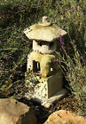 Japanese Pagoda Lantern House Outdoor Garden Statue Sculpture by Orlandi FS00005