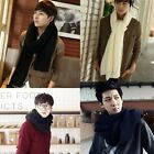New Men Women's Winter Unisex Fashion Warm Knitted Lover Casual Long Wrap Scarf