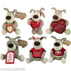 "Boofle Valentines Day Love Bear Plush 7"" 8"" 10"" 11"" 12"" 13"" 16"" 14"" 36"" Puddy"