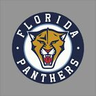 Florida Panthers #4 NHL Team Logo Vinyl Decal Sticker Car Window Wall Cornhole $12.47 USD on eBay