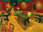 Billiard Pool Table Game Bar by Painter Vincent Van Gogh Poster Repro FREE S/H $16.85 USD on eBay