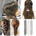 Women Fashion Hair Styling Style Design Clip Stick Maker Braid Tools Accessories